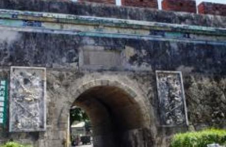 Городская стена Фэншань