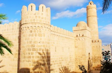 Крепость-монастырь Рибат