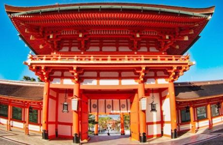 Храм Фусими Инари-тайся