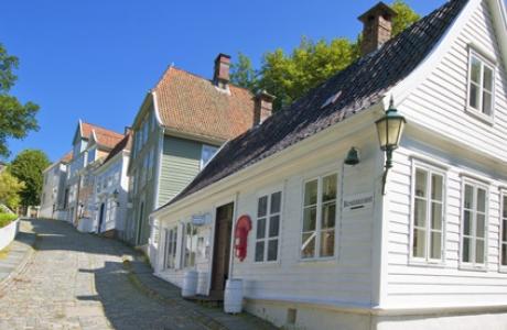 Музей Старого Бергена