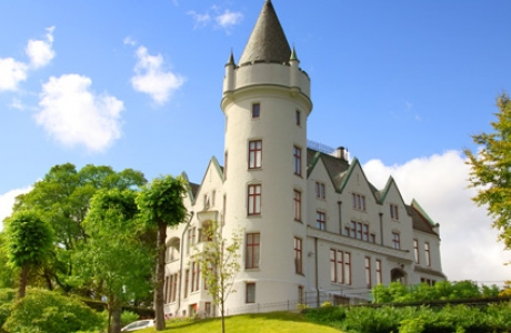 Резиденция короля Гарольда