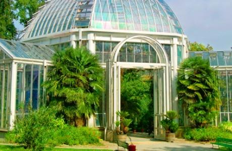Ботанический сад Женевы