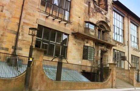 Школа искусств Глазго