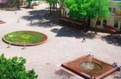Греческая площадь в Одессе