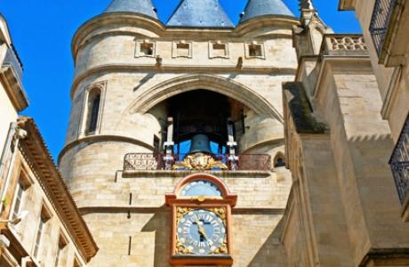 Большая колокольня в Бордо