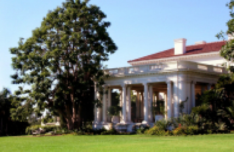 Библиотека, ботанический сад и галерея Хантингтона