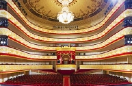 Александровский театр в Хельсинки