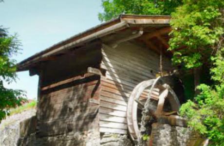 Мельница в Брандберге