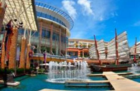 Торгово-развлекательный центр Jungceylon