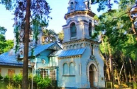 Дубултская православная церковь Св. князя Владимира