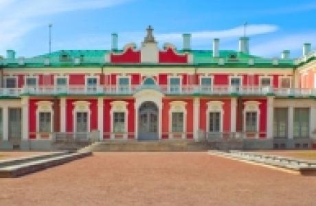 Кадриоргский дворец в Таллине