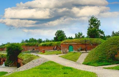 Мемельский замок в Клайпеде