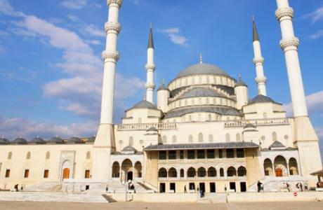 Мечеть Коджатепе