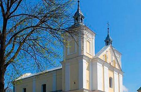 Костел Иоакима и Анны