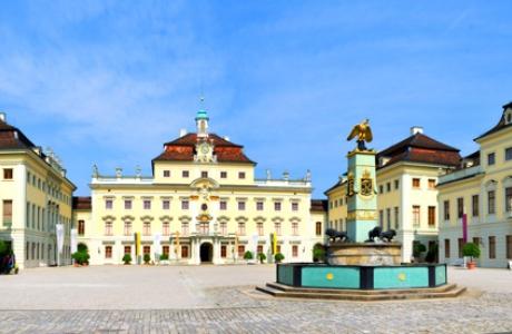 Людвигсбургская резиденция