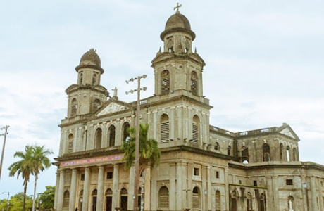 Собор Санто-Доминго в Манагуа
