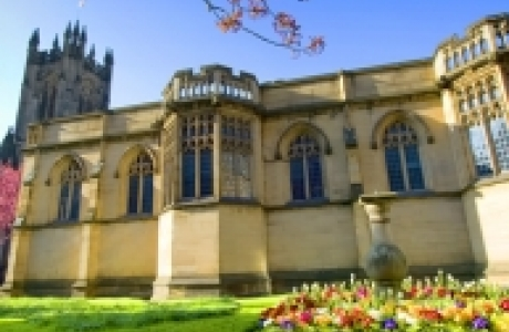Манчестерский кафедральный собор