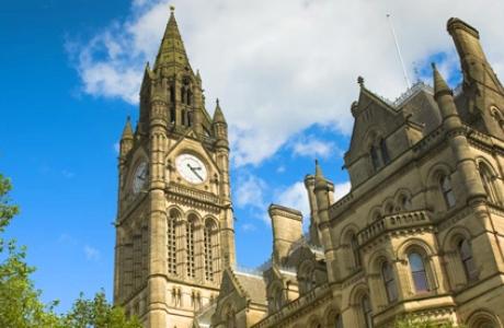 Манчестерская ратуша