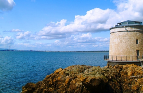 Башня Мартелло в Дублине