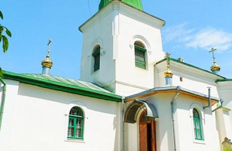 Мазаракиевская церковь