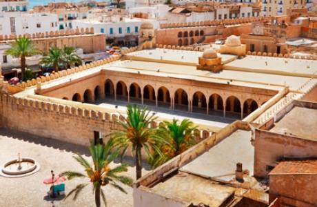 Медина и Великая мечеть Сусса
