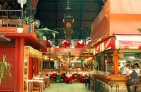Портовый рынок Монтевидео