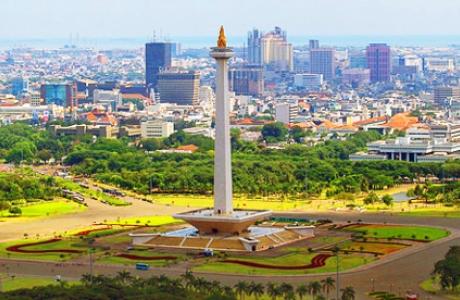Площадь Свободы в Джакарте