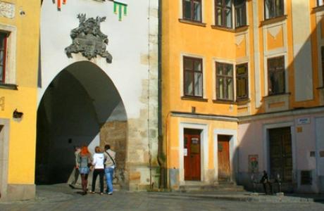 Михайловские ворота или ворота Святого Михаила