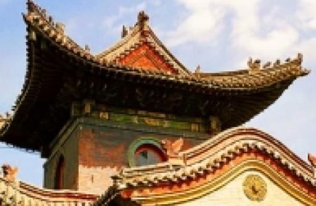 Храмовый комплекс Чойжин Ламын Сум