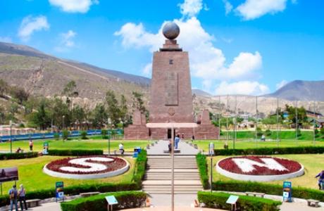 Памятник «Середина мира»