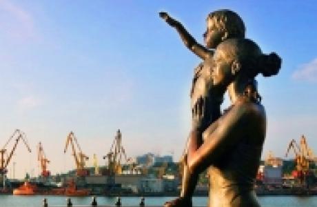 Памятник «Жене моряка»