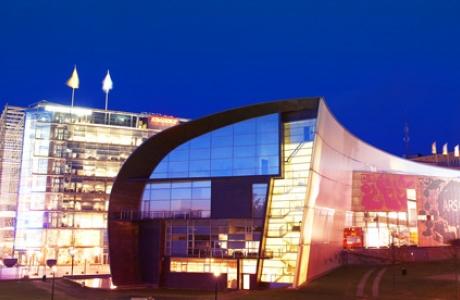 Музей современного искусства Киазма