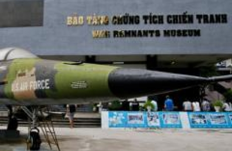 Музей военной истории в Хошимине
