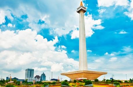 Национальный монумент Джакарты