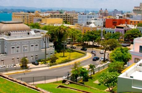 Старый Сан-Хуан