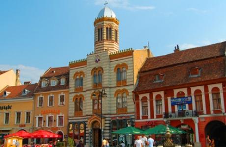 Православный собор Брашова