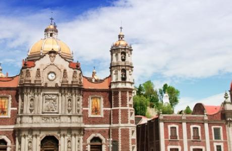 Базилика Девы Гваделупе