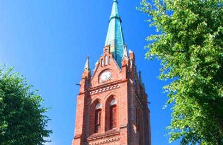 Костёл Св. девы Марии в Паланге