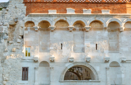 Дворец императора Диоклетиана