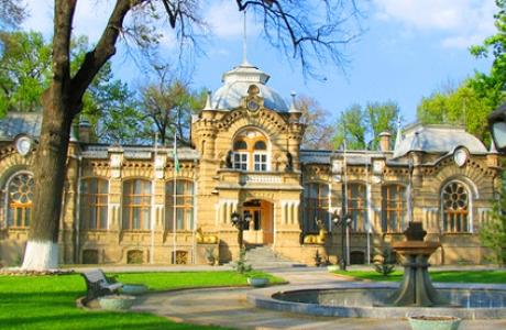 Дворец князя Романова
