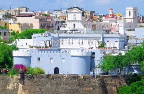 Форталеца или Паласьо-де-Санта-Каталина