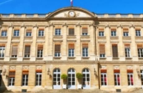 Дворец Роган в Бордо