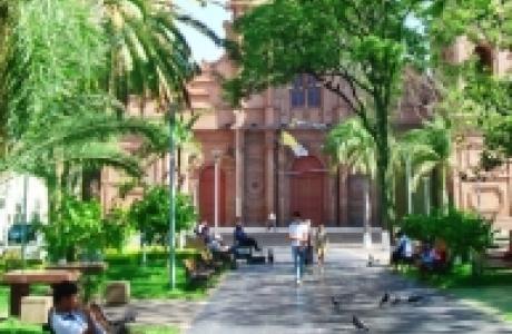 Площадь 24 сентября