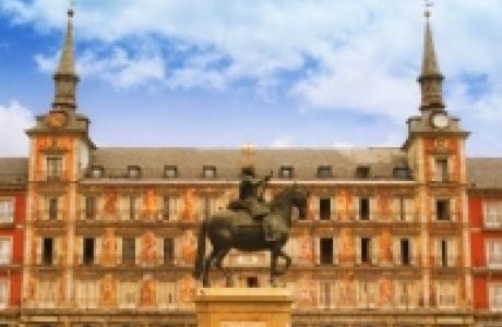 Площадь Пласа-Майор