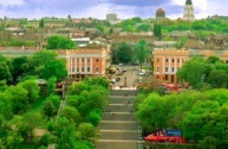 Потемкинская лестница в Одессе