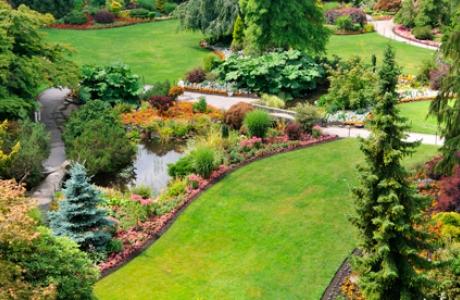 Парк королевы Елизаветы