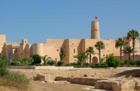 Крепость Рибат Хартема