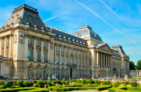 Королевский Дворец в Брюсселя