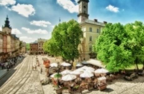 Площадь Рынок во Львове