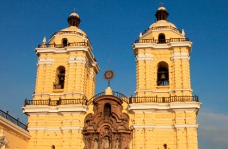 Церковь Сан-Франсиско